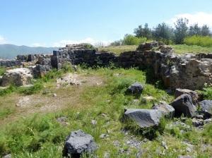 351. Monasterio de Savanavank. Ruinas de San Haotiun