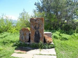 358. Monasterio de Savanavank. Khachkars