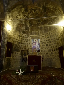 366. Monasterio de Savanavank. Santos Apóstoles