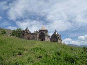 377. Monasterio de Goshavank