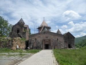 379. Monasterio de Goshavank