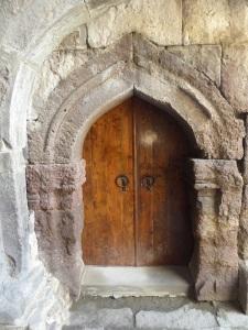 408. Monasterio de Goshavank.