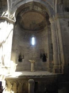 415. Monasterio de Goshavank. San Gregorio