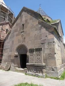 423. Monasterio de Goshavank. San Gregorio