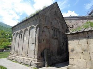 426. Monasterio de Goshavank. San Gregorio Iluminador