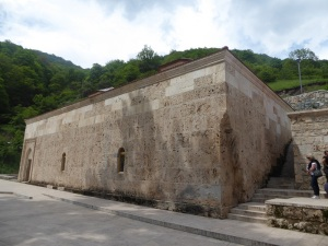 442. Monasterio de Haghartsin. Refectorio