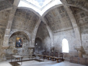 445. Monasterio de Haghartsin. Refectorio.