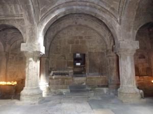 457. Monasterio de Haghartsin. San Gregorio.