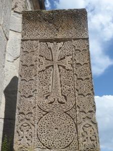 462. Monasterio de Haghartsin. Khachkar