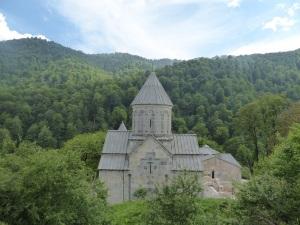 473. Monasterio de Haghartsin. Santa Madre de Dios