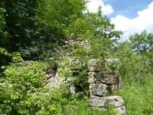479. Ruinas de capilla cerca del monasterio de Haghartsin
