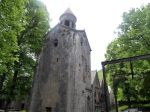 524. Monasterio de Sanahin. San Salvador