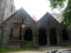 530. Monasterio de Sanahin. San Salvador