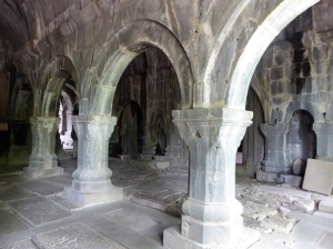 531. Monasterio de Sanahin. San Salvador. Atrio