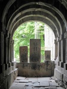540. Monasterio de Sanahin. San Salvador