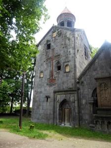 545. Monasterio de Sanahin. Santa Madre de Dios