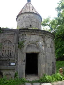 558. Monasterio de Sanahin. Capilla de San Gregorio