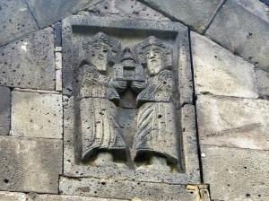 564. Monasterio de Sanahin. Capilla de San Gregorio