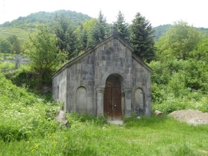 565. Monasterio de Sanahin. Escritorio