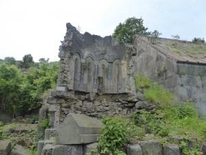 571. Monasterio de Sanahin.