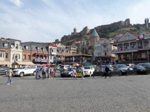621. Tiflis. Gorgasali Square