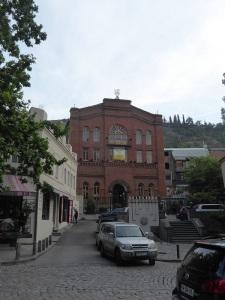 625. Tiflis. Sinagoga
