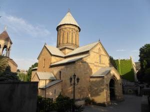 630. Tiflis. Catedral de Sioni