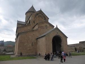 760. Mtskheta. Catedral de Svetitskhoveli