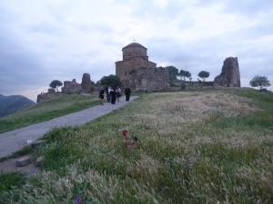 809. Santuario de Jvari