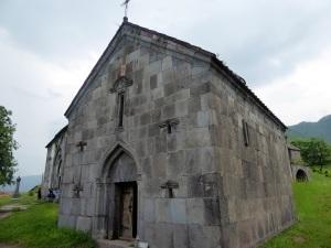 828. Monasterio de Haghpat. San Gregorio