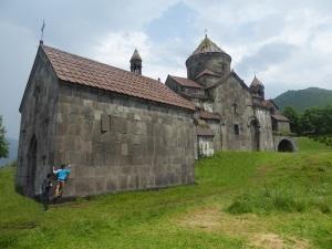 829 Monasterio de Haghpat