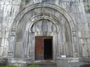 833. Monasterio de Haghpat. Santa Cruzz