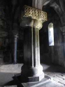 834. Monasterio de Haghpat. Santa Cruz