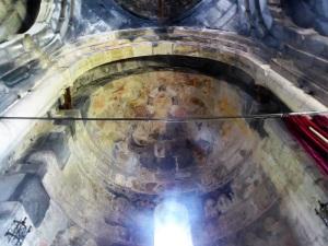 839. Monasterio de Haghpat. Santa Cruz