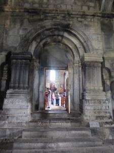 848. Monasterio de Haghpat. Santa Cruz