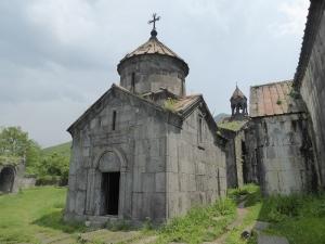 852. Monasterio de Haghpat. Madre de Dios