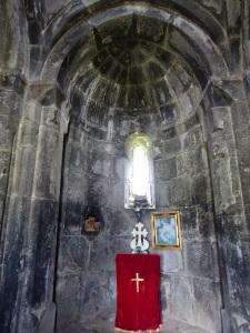 853. Monasterio de Haghpat. Madre de Dios