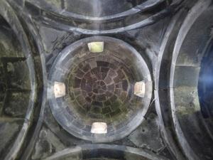 854. Monasterio de Haghpat. Madre de Dios