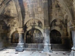 861. Monasterio de Haghpat. Madre de Dios