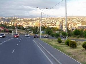 928. Llegando a Ereván