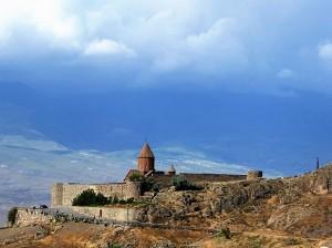 936. Monasterio de Khor Virab