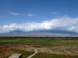 939. Monasterio de Khor Virab. Frontera con Turquía