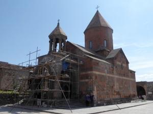 940. Monasterio de Khor Virab. Santa Madre de Dios