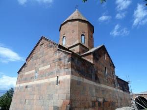 942. Monasterio de Khor Virab. Santa Madre de Dios