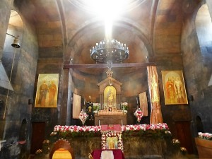 948. Monasterio de Khor Virab. Santa Madre de Dios