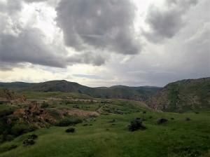 963. Hacia el monasterio de Novarank
