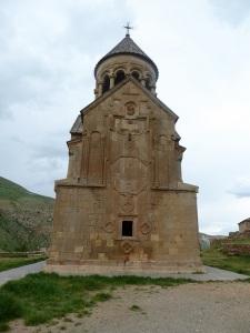 979. Monasterio de Novarank. Santa Madre de Dios