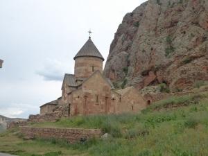 980. Monasterio de Novarank. San Esteban