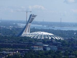 025. Montreal (Ciudad Olímpica) desde Mont-Royal