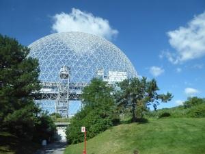 039. Montreal. Biosfera (pabellón EEUU para la Expo de 1967)
